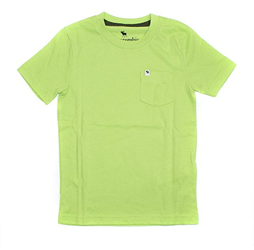abercrombie-fitch-boys-iconic-crew-neck-pocket-t-shirt-10-13-14-lime
