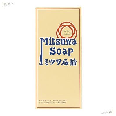 ミツワ クラシック石鹸 85g×6個