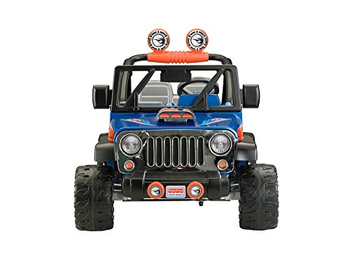 power wheels hot wheels jeep blue vehicles parts vehicle. Black Bedroom Furniture Sets. Home Design Ideas