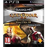 God of War Collection Volume II (Chains of Olympus / Ghost of Sparta) (PS3 Classics HD)