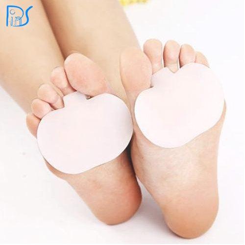 Epyen (TM) piedi gel cura pad metatarso con la palla di piede per attutire e plantari adattarsi a qualsiasi scarpe