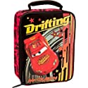 Disney Pixar Cars Lunch Tote Bag Drifting Lightning McQeen