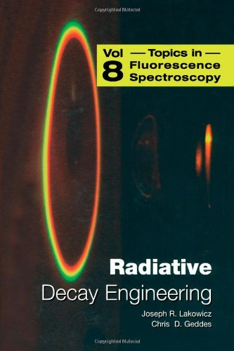 Radiative Decay Engineering (Topics In Fluorescence Spectroscopy)