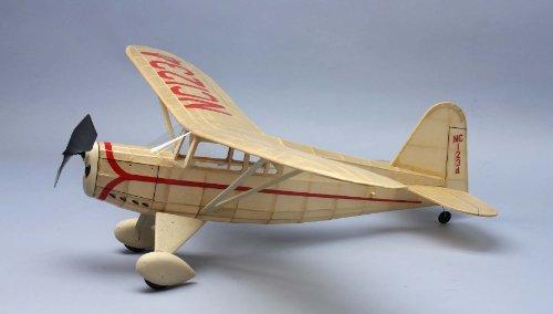 Dumas 326 Rearwin Speedster - 30 Inch Wingspan Wooden Model Airplane