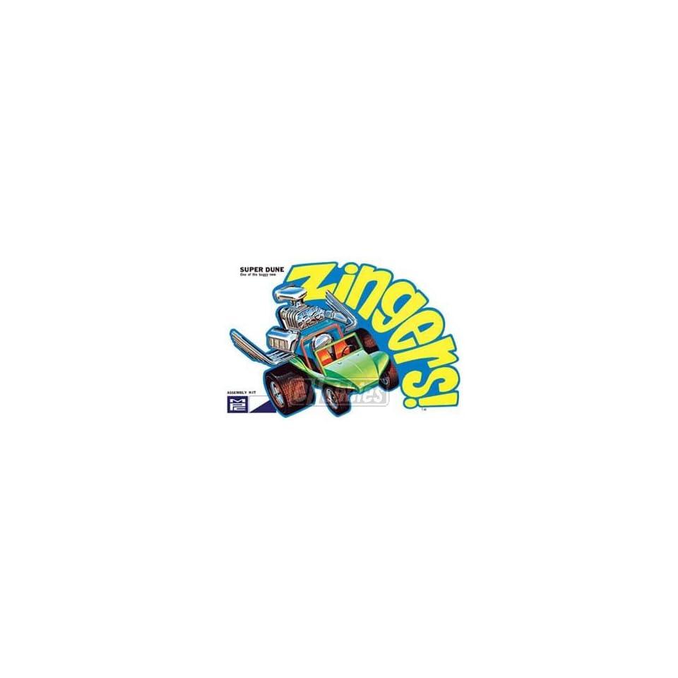 AMT Slot Stars 1/25 1970 Chevy Camaro Z28 Slot Car Kit Toys & Games