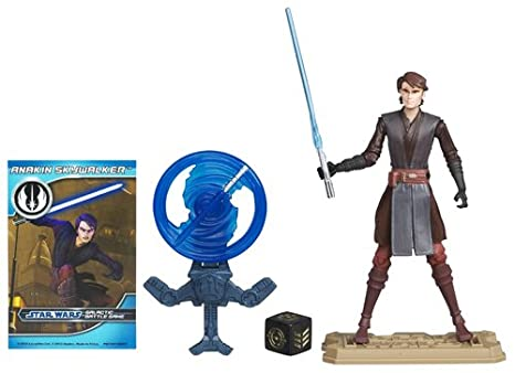 Star Wars - 37293 - Figurine - Clone Wars Figurine Standard - Anakin skywalker