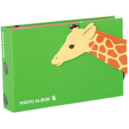 Marks Animal Photo Album Children Kirin L Size 36