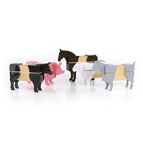 Guidecraft Block Mates - Farm G7601 - 1