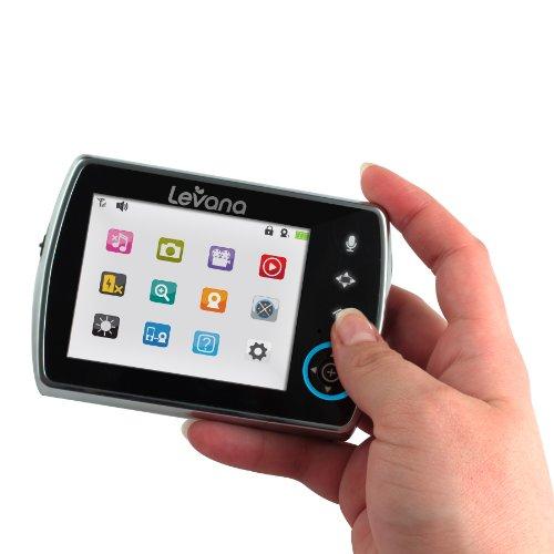 levana keera 3 5 lcd pan tilt zoom digital baby video monitor with 10. Black Bedroom Furniture Sets. Home Design Ideas