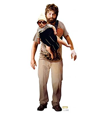 The Hangover - Advanced Graphics Life Size Cardboard Standup
