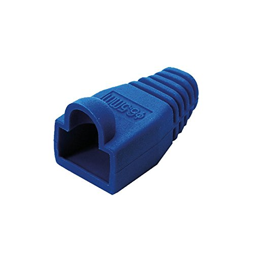 LogiLink MP0008 protector de cable - protectores de cable Azul