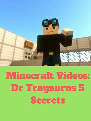 Minecraft Videos:Dr Trayaurus 5 Secrets