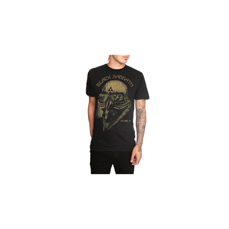 Black Sabbath Death Mask Slim Fit T Shirt