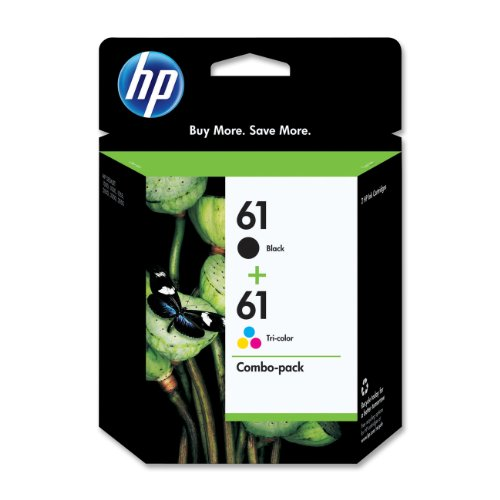 HP 61 Ink Cartridge Combo Pack Picture