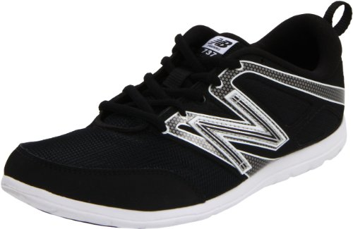 New Balance Women's WX737 Training Shoe,Black,9.5 B US