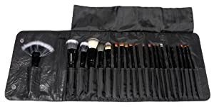Coastal Scents 22 Piece Brush Set by Coastal Scents
