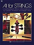 All For Strings - Viola: Book 2 and Theory Workbook 2 Set (2 Book Set, Viola Book 2, Viola Workbook 2)
