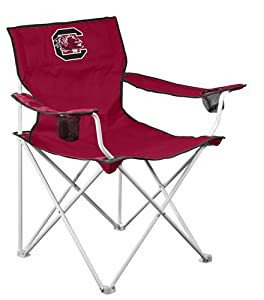 Buy NCAA South Carolina Gamecocks Deluxe Folding Chair by Logo