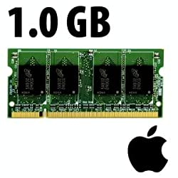 (*) 1.0GB Apple Factory Hynix PC8500 DDR3 SO: inexpensive upgrade March/2009 mini, October iMac