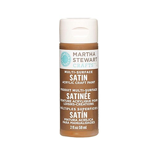 martha-stewart-crafts-2-oz-marron-satin-peinture-acrylique-multicolore