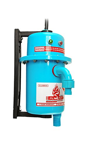 Mrshot water heaters price list in india 13 aug 2017 for Plastic water boiler