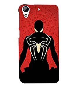 TOUCHNER (TN) Spidey Back Case Cover for HTC Desire 728g Dual::HTC Desire 728G::HTC Desire 728