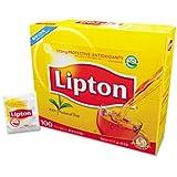 Lipton Regular Tea Bags, 100ct
