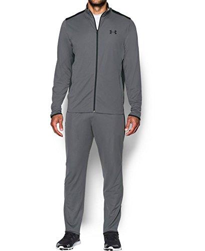 Under Armour Men's Maverick Warm-Up Suit, Graphite (040), XX-Large