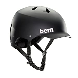 Bern Watts Thinshell EPS Helmet - 2014 by Bern