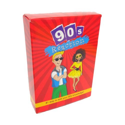 90s Reaction - Perfect Stocking Stuffer for Anyone Who Loved the 90s!