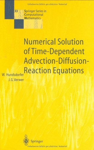 Numerical Solutions of Time-Dependent...