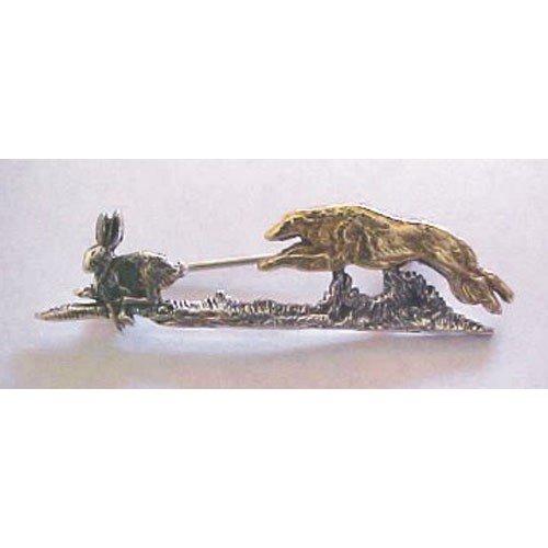 Borzoi Breed Origin Pin