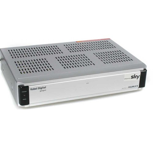 Humax PR-FOX C II Digitaler Kabel Receiver