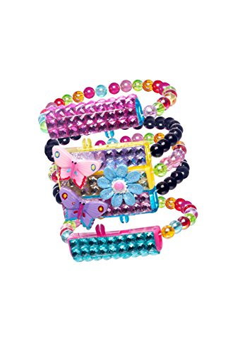 Licensed 2 Play Click-eez  Butterfly Collection Series 1 Bracelet