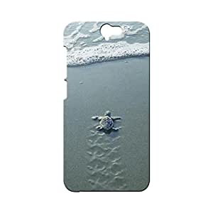 BLUEDIO Designer Printed Back case cover for HTC One A9 - G4796