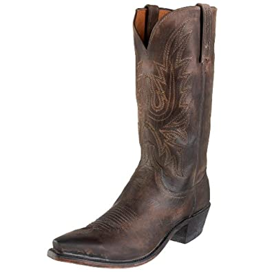 Buy 1883 by Lucchese Mens N3556 5 4 Western Boots by Lucchese