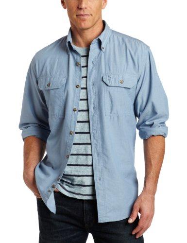 Carhartt men 39 s big tall fort long sleeve shirt for Carhartt men s long sleeve lightweight cotton shirt