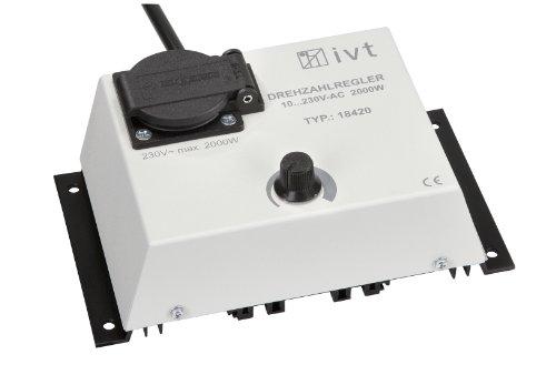 IVT-700100-Drehzahlregler-DR-2000