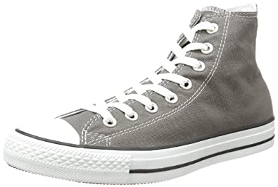Converse Unisex Chuck Taylor AS Speciality Hi Lace-Up Charcoal 1J793 3 UK