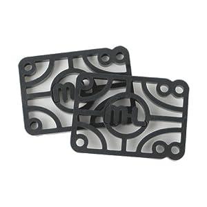 "Mini Logo Skateboard Riser Pads - 1/2"""