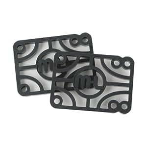 """Mini Logo 1/2"""" Risers Single Set"""