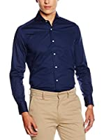 Cruciani Camisa Hombre (Azul)