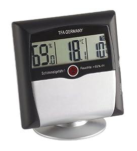 TFA Dostmann digitales Thermo-Hygrometer Comfort Control 30.5011