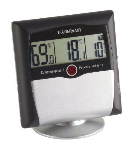TFA 305011 Digitales Thermo-Hygrometer COMFORT CONTROL