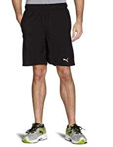 PUMA Herren Hose Multi Shorts, Black, S, 507804 03