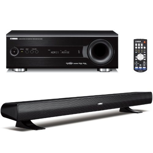 Nett store home theater stereo systems yamaha yht s400bl for Yamaha stereo systems
