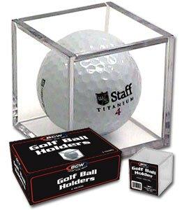 GOLF BALL DISPLAY CUBE x 6 pack
