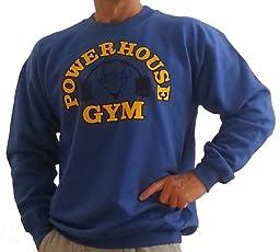 PH801 Powerhouse Gym Sweatshirt (XL, Royal)