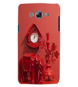 ColourCraft Lovely Image Design Back Case Cover for SAMSUNG GALAXY J5