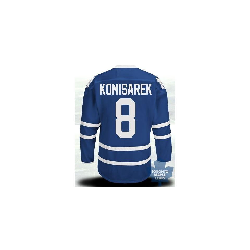 newest 28da9 044dc EDGE Toronto Maple Leafs Authentic NHL Jerseys #8 Mike ...